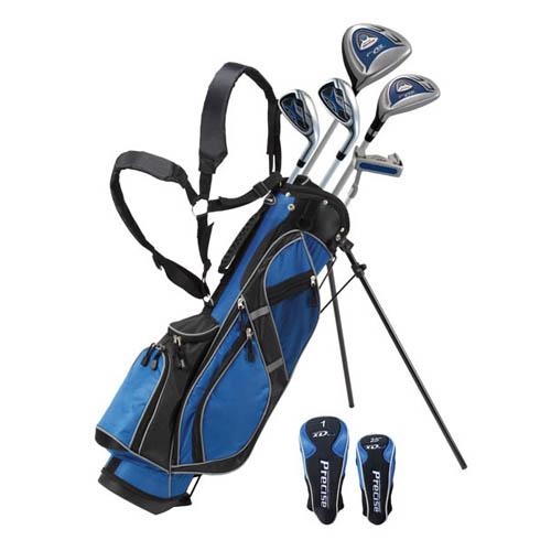 Precise Golf Xdj 8 Piece Junior Golf Set Ages 9 12 At Intheholegolf Com