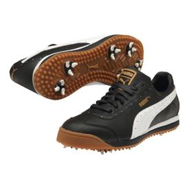 Puma PG Roma Golf Shoes - Mens Black