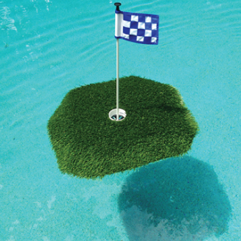 PurePutt Floating Golf Green - Ace 3'x3'