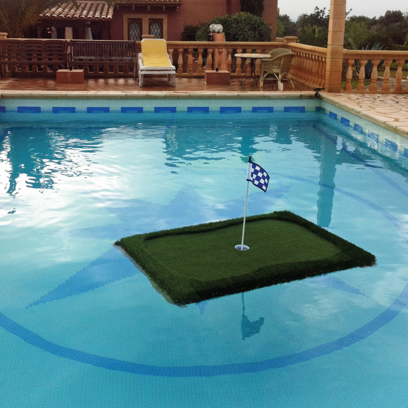 PurePutt Floating Golf Green - Junior 3'x4'