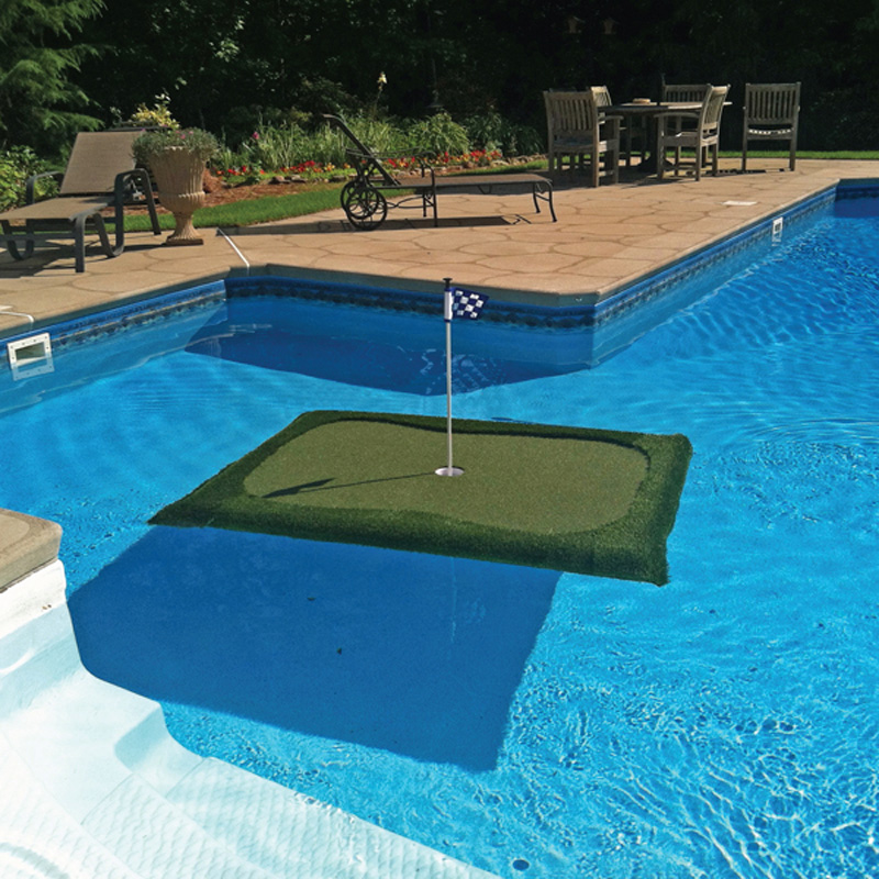 PurePutt Floating Golf Green - Original 4'x6'