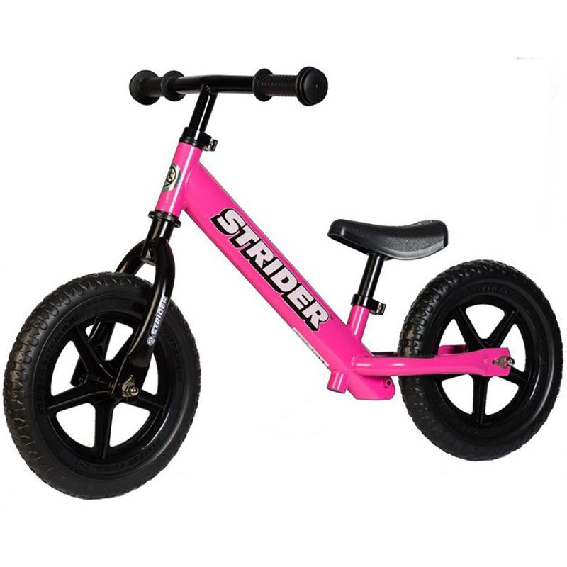 Marvelous Details About Strider 12 Classic Kids Balance Bike Learn To Ride No Pedal Bike Pink New Pdpeps Interior Chair Design Pdpepsorg