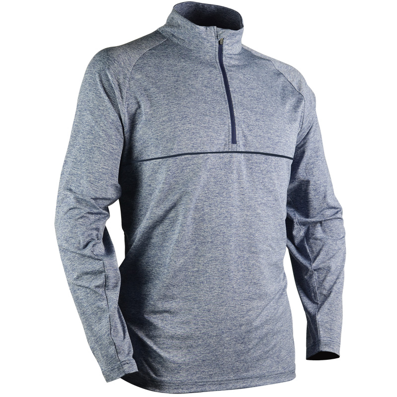 2020 Sun Mountain Second Layer Golf Pullover - Mens