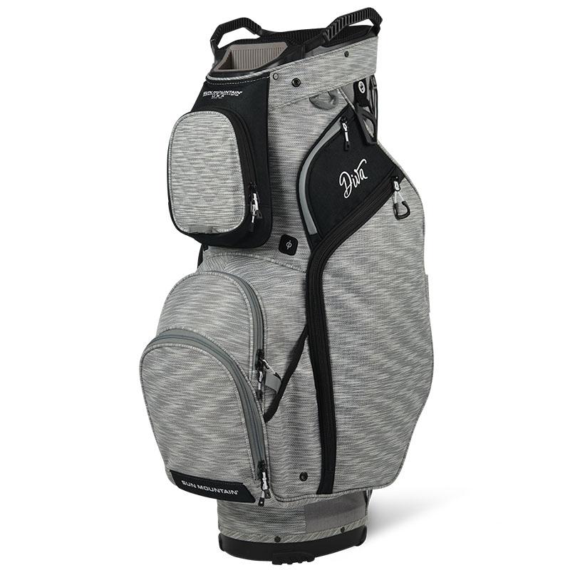 2021 Sun Mountain Diva Golf Cart Bag - Womens