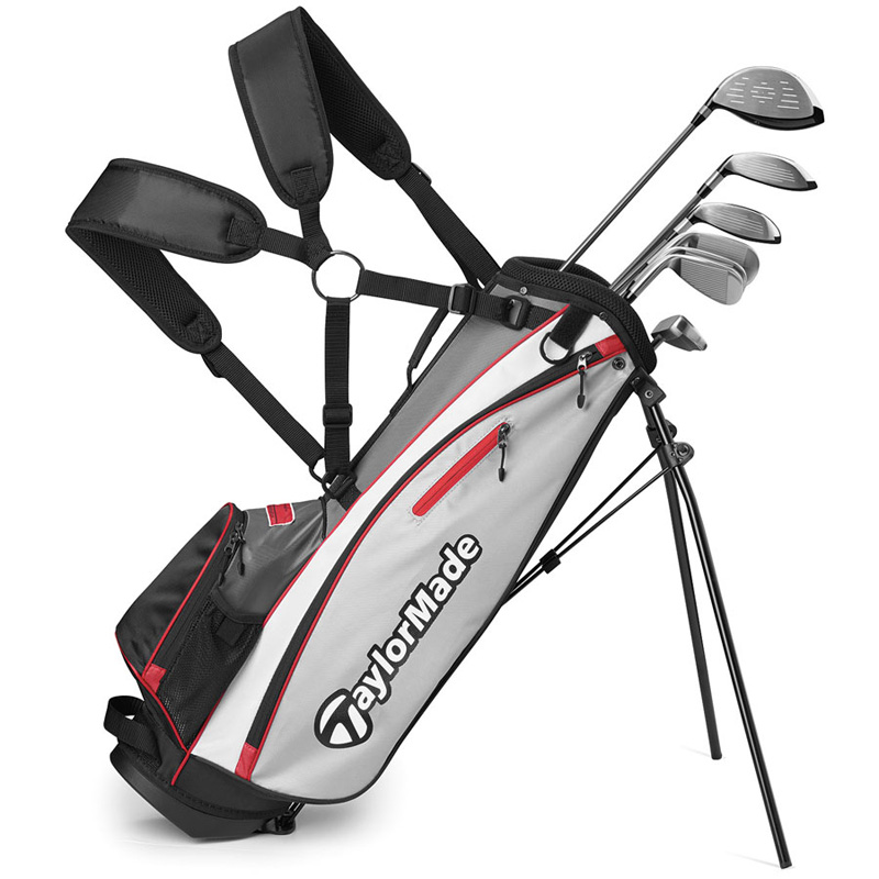 Taylormade Phenom 8 Piece Junior Golf Set Ages 9 12 At Intheholegolf Com
