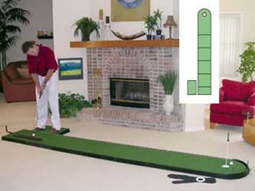 Tour Links Indoor/Outdoor Training Aid Putting Green