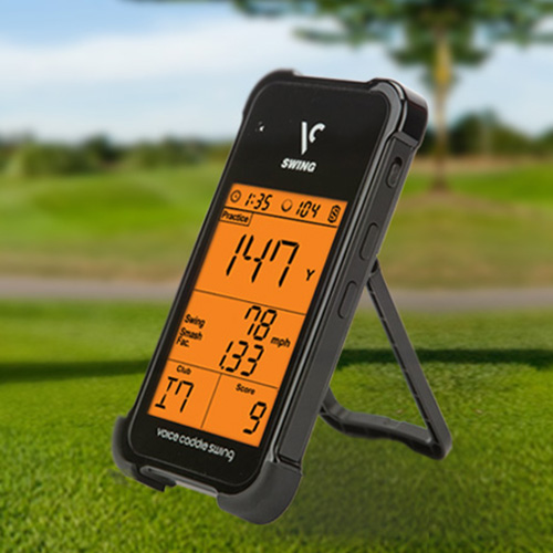 Voice Caddie Sc100 Portable Golf Launch Monitor At