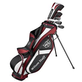 Wilson Fg Tour Junior Golf Set Ages 9 12 At Intheholegolf Com